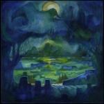 Blue Shadows at Dawn