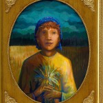 Young Girl in the Late Afternoon